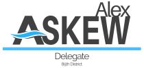 Alex Askew: Delegate – 85th District